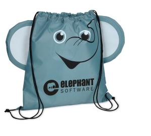 Elephant Zooga Kids Bag
