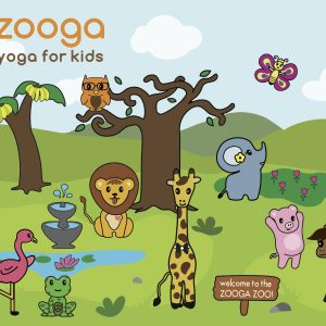 zoo room with logo for web store